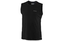 Columbia Men&#039;s Baselayer Lightweight Sleeveless Top black